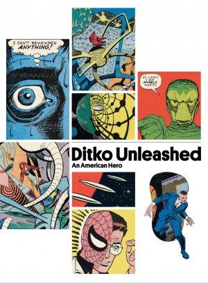 Ditko Unleashed! édition TPB hardcover (cartonnée)
