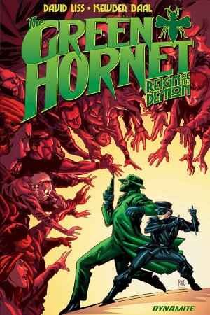 The Green Hornet - Reign of the Demon édition TPB softcover (souple)