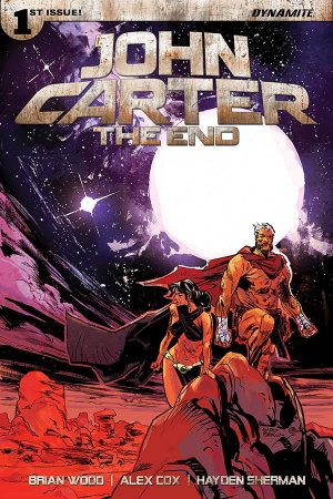 John Carter - The End édition Issues (2017 - Ongoing)