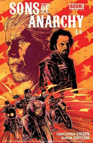 Sons of Anarchy édition Issues (2013 - 2015)