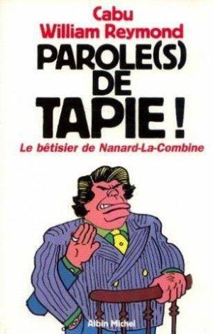 Parole(s) de Tapie ! édition Simple