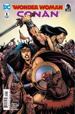 Wonder Woman / Conan # 1 Issues