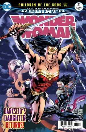 Wonder Woman # 31 Issues V5 - Rebirth (2016 - 2019)
