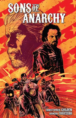 Sons of Anarchy édition TPB softcover (souple)