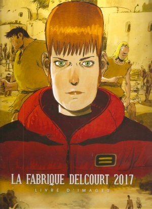 La fabrique Delcourt # 14