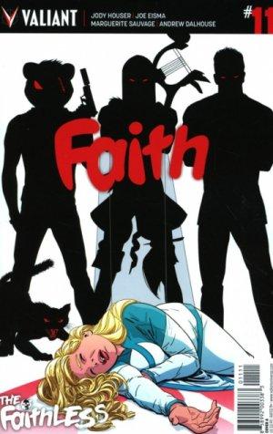 Faith (Valiant) # 11 Issues V2 (2016 - 2017)