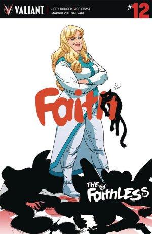 Faith (Valiant) # 12 Issues V2 (2016 - 2017)