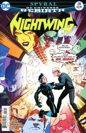 Nightwing # 28 Issues V4 (2016 - Ongoing) - Rebirth