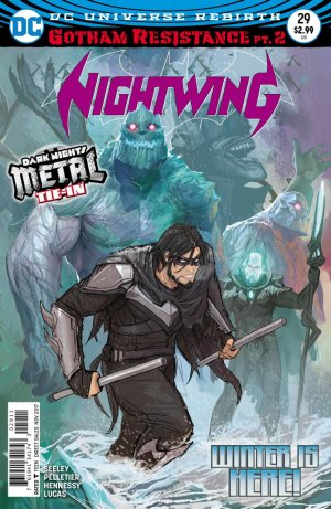 Nightwing # 29 Issues V4 (2016 - Ongoing) - Rebirth