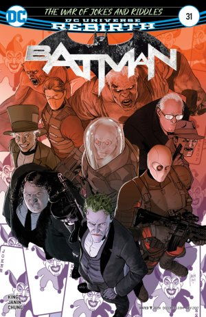 Batman # 31 Issues V3 (2016 - Ongoing) - Rebirth