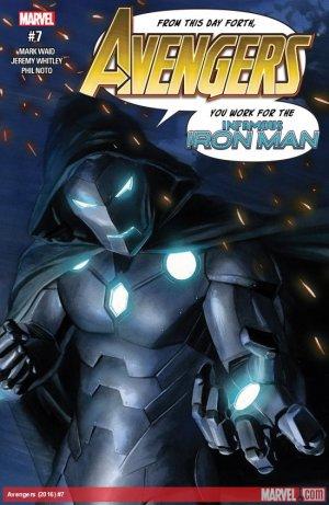 Avengers # 7 Issues V7 (2017 - 2018)