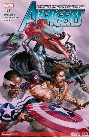 Avengers # 8 Issues V7 (2017 - 2018)