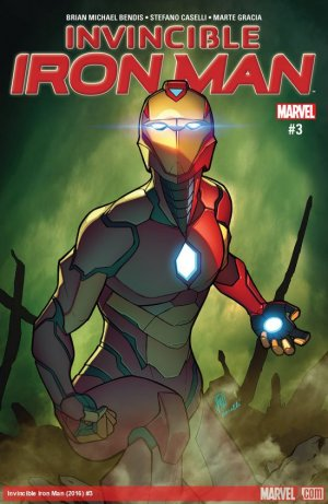 Invincible Iron Man # 3