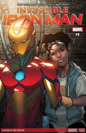 Invincible Iron Man # 4