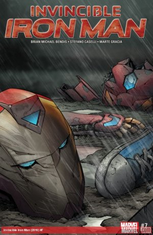 Invincible Iron Man # 7