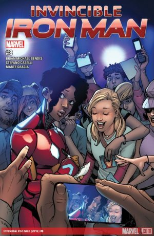 Invincible Iron Man # 8