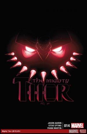 The Mighty Thor 14 - Ljosalfgard's Burning