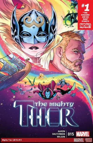 The Mighty Thor # 15 Issues V2 (2015 - 2018)