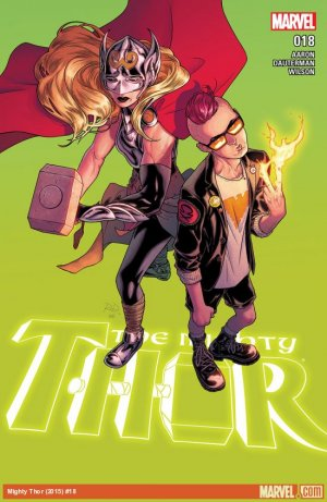 The Mighty Thor # 18 Issues V2 (2015 - 2018)