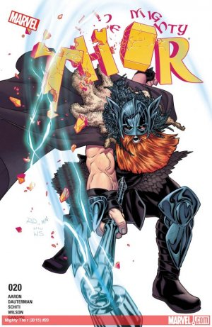 The Mighty Thor # 20 Issues V2 (2015 - 2018)