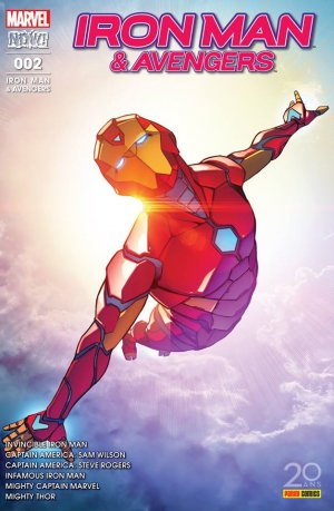Infamous Iron Man # 2 Kiosque (2017)