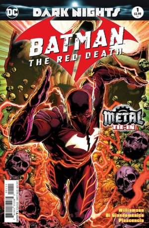 Batman - The Red Death édition Issues (2017)