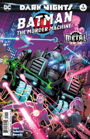 Batman - The Murder Machine édition Issues (2017)