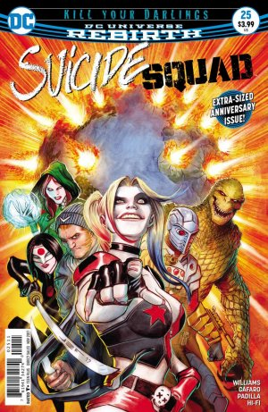Suicide Squad # 25 Issues V5 (2016 - 2019) - Rebirth