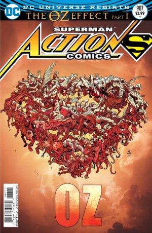 Action Comics # 987