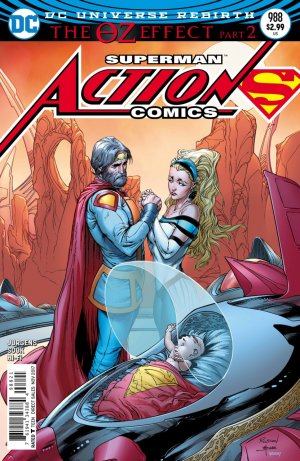 Action Comics # 988