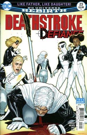 Deathstroke # 23