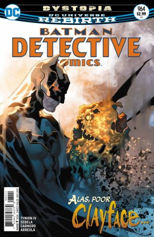 Batman - Detective Comics # 964 Issues V1 Suite (2016 - Ongoing)