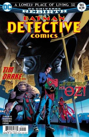 Batman - Detective Comics # 965