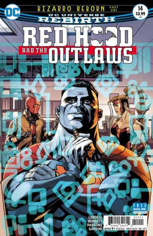 Red Hood and The Outlaws # 14 Issues V2 (2016 - Ongoing) - Rebirth