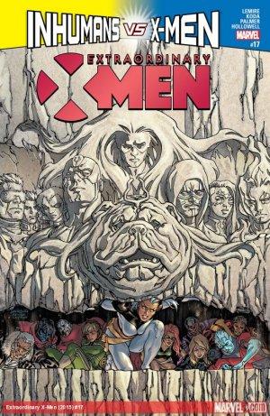 Extraordinary X-Men # 17 Issues V1 (2015 - 2017)