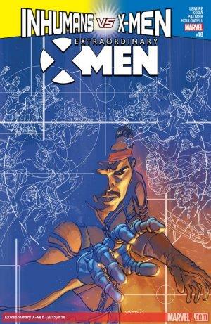Extraordinary X-Men # 18 Issues V1 (2015 - 2017)
