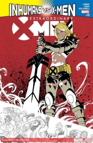 Extraordinary X-Men # 19 Issues V1 (2015 - 2017)