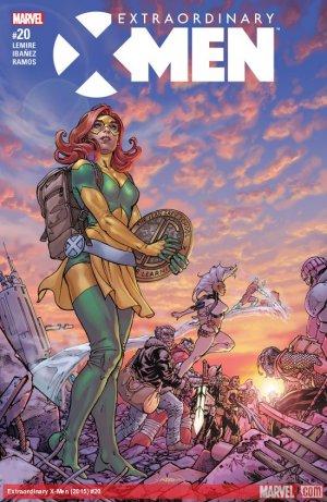 Extraordinary X-Men # 20 Issues V1 (2015 - 2017)