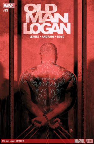 Old Man Logan # 19 Issues V2 (2016 - 2018)