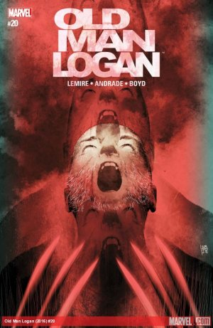 Old Man Logan # 20 Issues V2 (2016 - 2018)