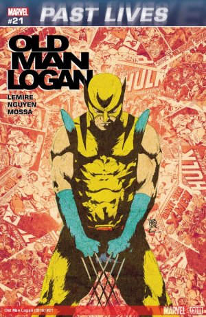 Old Man Logan # 21 Issues V2 (2016 - 2018)