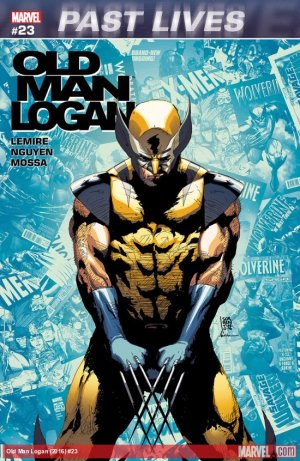Old Man Logan # 23 Issues V2 (2016 - 2018)