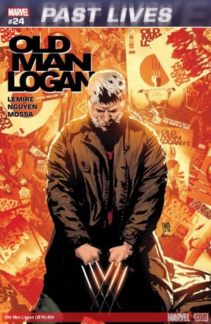 Old Man Logan # 24 Issues V2 (2016 - 2018)
