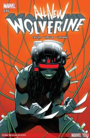 All-New Wolverine # 16 Issues (2015 - 2018)