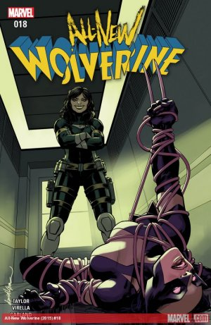 All-New Wolverine # 18 Issues (2015 - 2018)