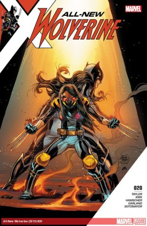 All-New Wolverine # 20 Issues (2015 - 2018)