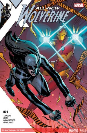 All-New Wolverine # 21 Issues (2015 - 2018)
