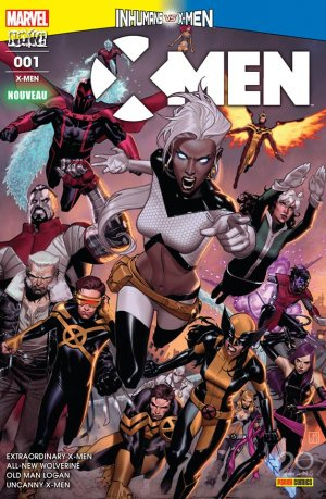 X-Men édition Kiosque V4 (2017)