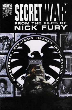 Secret War - From the Files of Nick Fury # 1 Issue (2005)