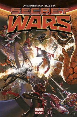 Secret Wars édition TPB hardcover (cartonnée)
